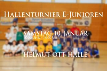 Dieses Event findet am Samstag den 10. Januar 2015 ab 10:00 Uhr in der Helmut Ott Sporthalle statt.