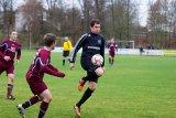 Daniel Haberberger stoppt gekonnt den Ball